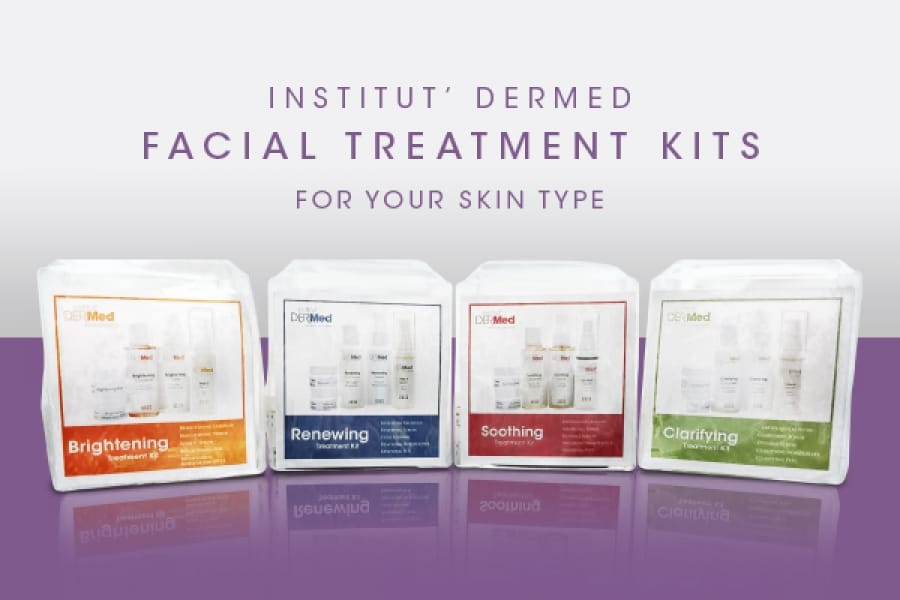 Institut dermed product kits