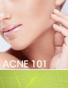 Acne 101 - The best ingredients for your skin.