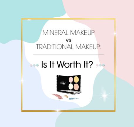 Institut Dermed Mineral Makeup