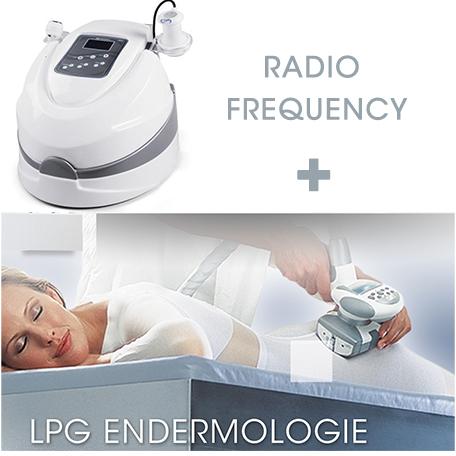 Endermologie plus Radio Frequency