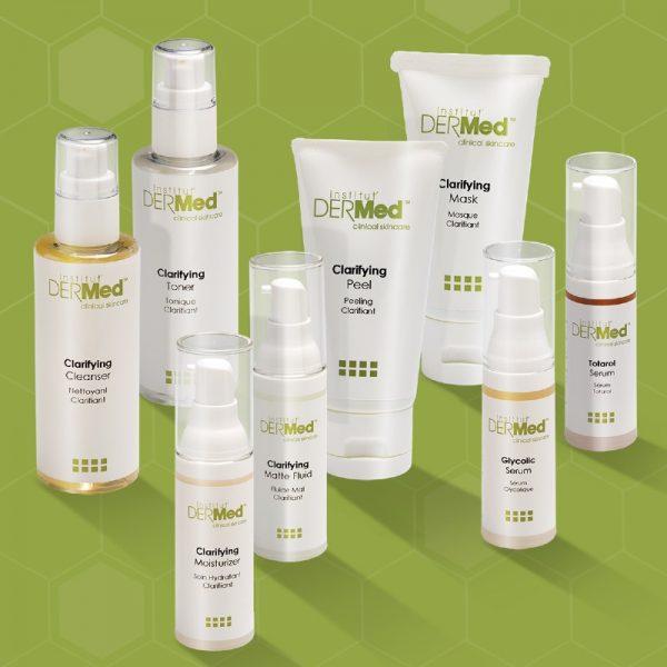 clarifying skincare
