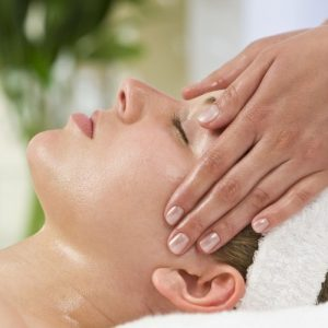 Body treatments in a relaxing environment
